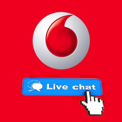 Live Chat With Vodafone Customer Care For Any Question